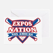 Logo ExposNation Greeting Card