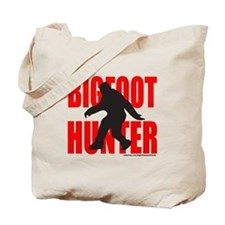 BIGFOOT/SASQUATCH HUNTER Tote Bag