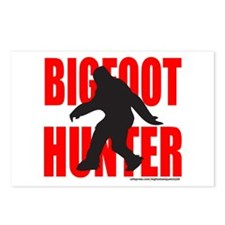 BIGFOOT/SASQUATCH HUNTER Postcards (Package of 8)