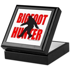 BIGFOOT/SASQUATCH HUNTER Keepsake Box