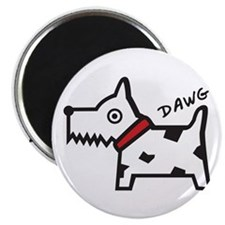 "2.25"" dawg Magnet (100 pack)"