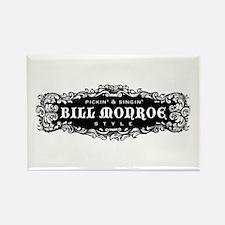 Cute Bill monroe Rectangle Magnet