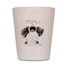 Midol Shot Glass