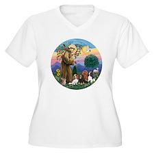 St Francis / 4 Ca T-Shirt