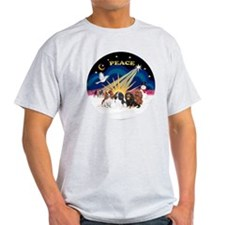 X-Sunrise-4Cavaliers T-Shirt