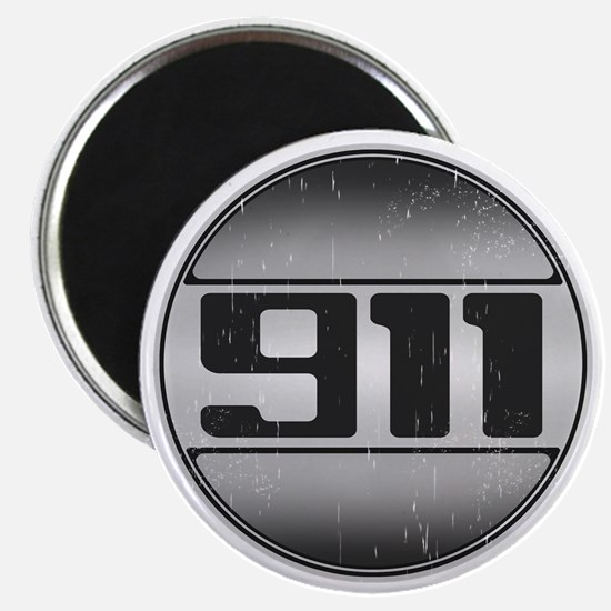 911 copy dark Magnet