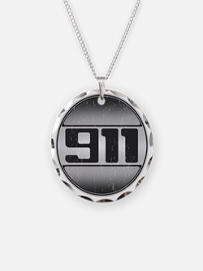 911 copy dark Necklace