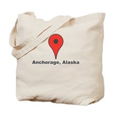 anchorageak Tote Bag