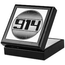 914 copy dark Keepsake Box