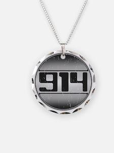 914 copy dark Necklace