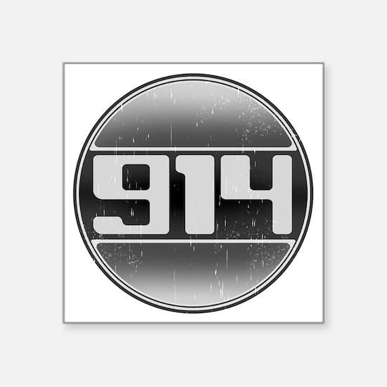 """914 copy Square Sticker 3"""" x 3"""""""