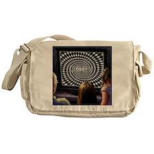 illuminati new world order 911 Messenger Bag