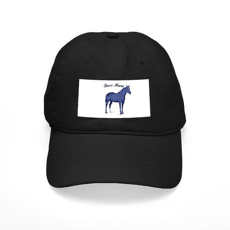 QHBoss Black Cap