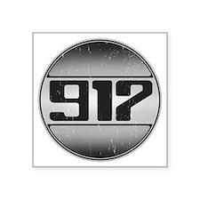 """917 copy dark Square Sticker 3"""" x 3"""""""