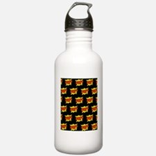 shower pop black flip Water Bottle