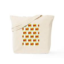 Zap Tote Bag
