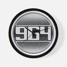 964 copy Wall Clock