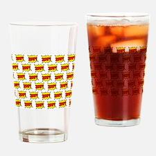 Zap Drinking Glass