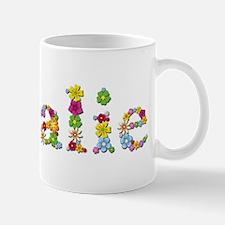 Natalie Bright Flowers Mugs