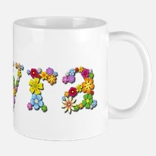 Myra Bright Flowers Mugs