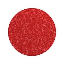 "Hot Pepper Red 3.5"" Button"