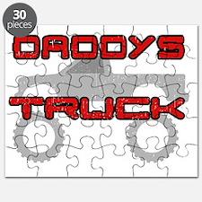 Daddys Pickup Truck Dark Puzzle