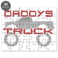 Daddys Pickup Truck Puzzle