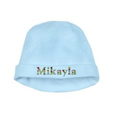 Mikayla Bright Flowers baby hat