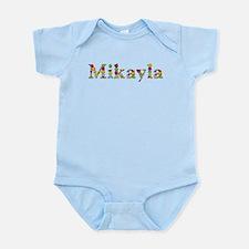 Mikayla Bright Flowers Body Suit