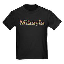 Mikayla Bright Flowers T-Shirt