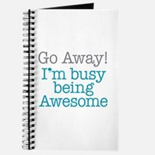 Busy Being Awesome Journal