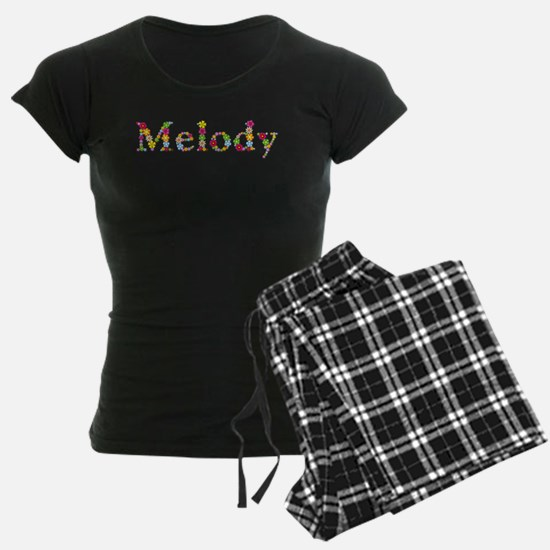 Melody Bright Flowers Pajamas
