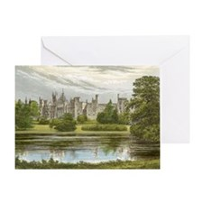 Alton Towers Greeting Card