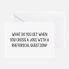 What Rhetorical Greeting Card