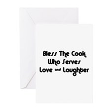 Bless The Cook Greeting Cards (Pk of 10)