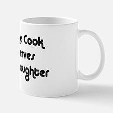 Bless The Cook Mug