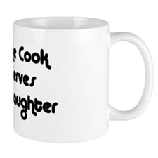Bless The Cook Mug