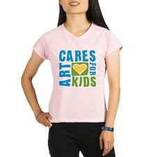 ArtCares Logo Performance Dry T-Shirt