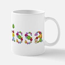 Marissa Bright Flowers Mugs