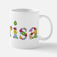 Marisa Bright Flowers Mugs