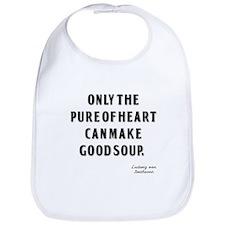 Good Soup Bib