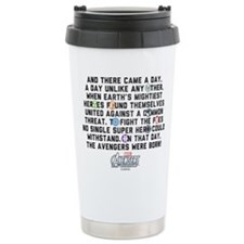 There Came a Day Travel Mug