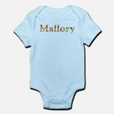 Mallory Bright Flowers Body Suit
