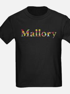 Mallory Bright Flowers T-Shirt