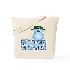 Polar Vortex Tote Bag