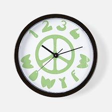 wdwyfw-LTT Wall Clock