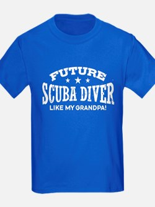 Future Scuba Diver Like My Grandpa T