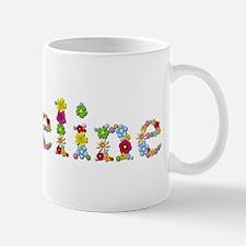 Madeline Bright Flowers Mugs