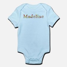 Madeline Bright Flowers Body Suit