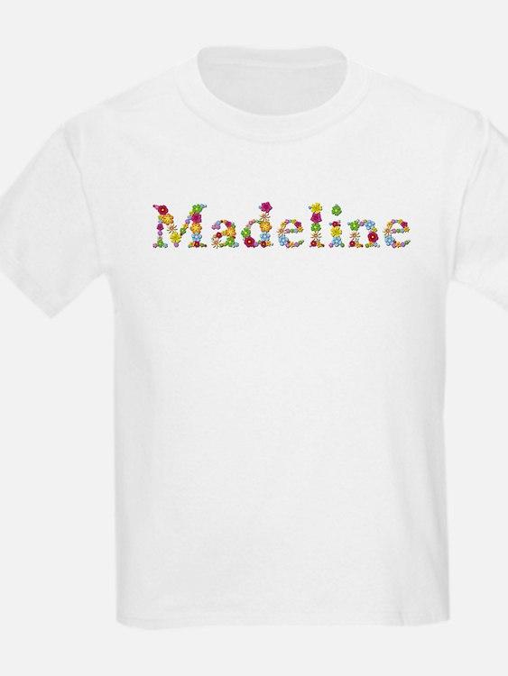 Madeline Bright Flowers T-Shirt